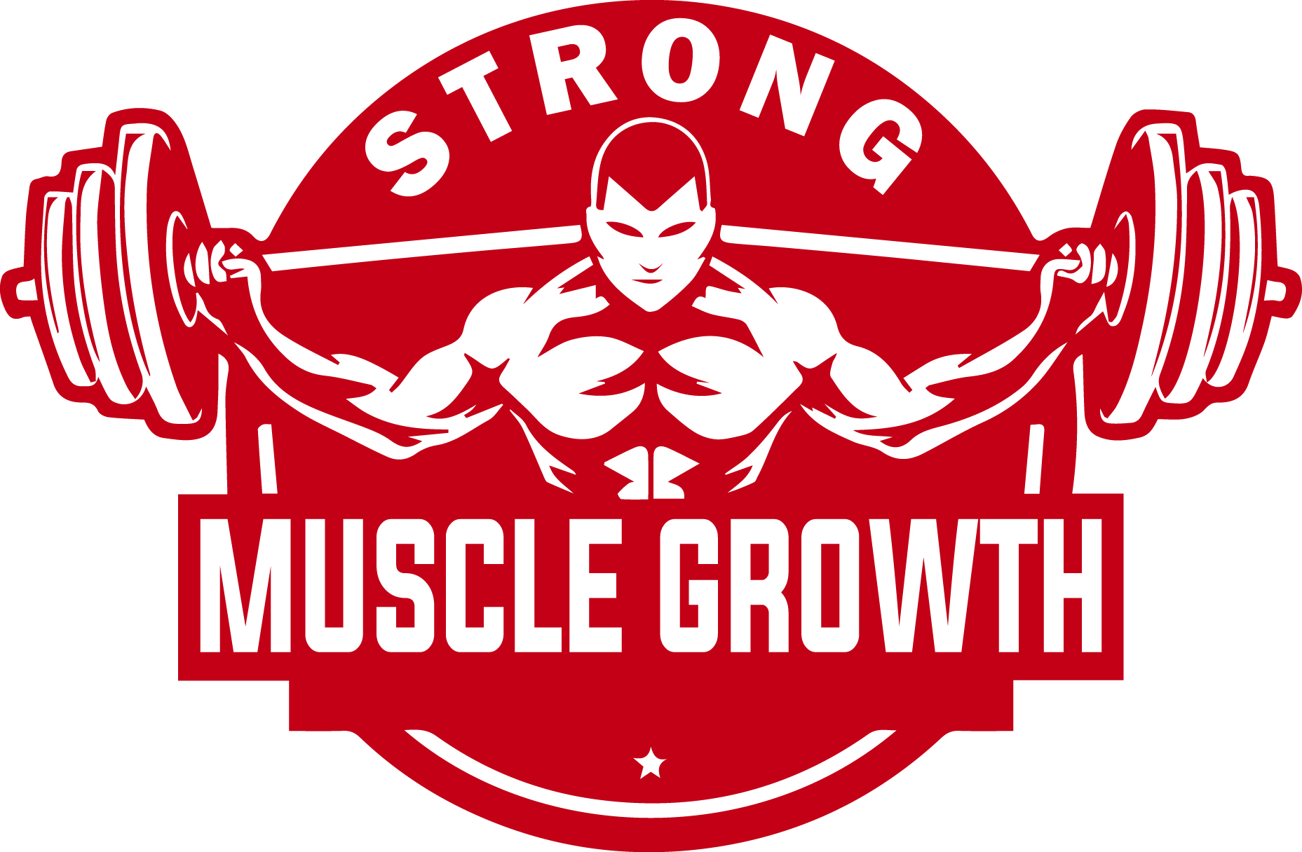 Strong Muscle Growth