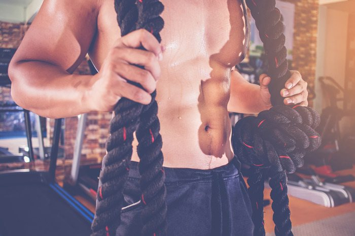 What Muscles Does Battle Ropes Work